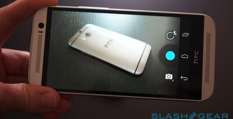 HTC One M8 Dual Lens SDK unlocks bokeh camera for devs