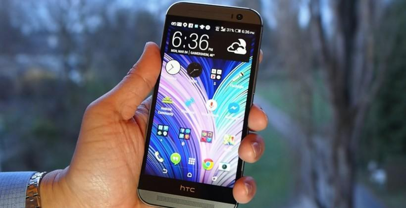 HTC One M8 rolls out across Asia in May