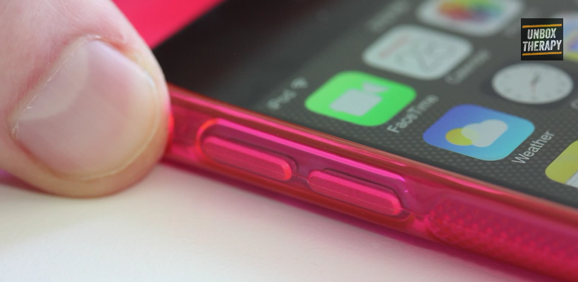 iPhone 6 case hints at iPod Touch-like thinness