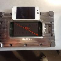 iPhone 6 size tipped by manufacturing mold