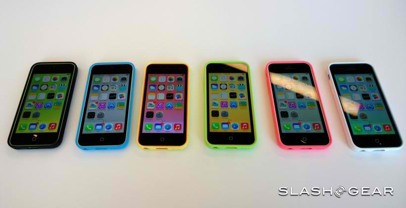 iPhone 5C 8GB smartphone hits 11 more countries