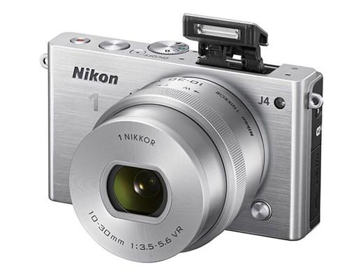 Nikon 1 J4 interchangeable lens camera arrives in compact size