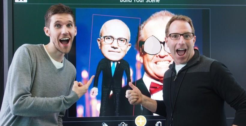 Kinect in focus: Xbox's app chief talks Smart Homes & Cortana