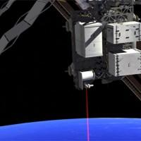 ISS experiment will beam video to Earth using a laser
