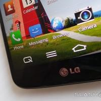 LG G3 detailed with 1440p display in Gold