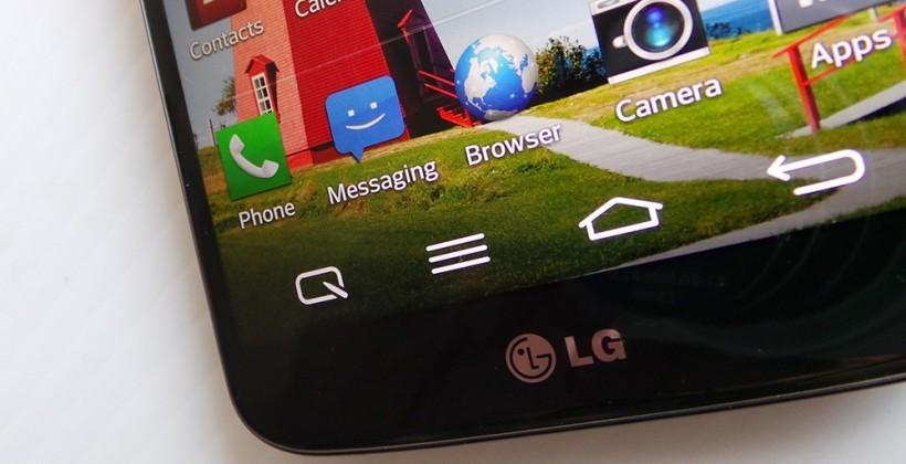 LG G3 Mini surfaces in leak