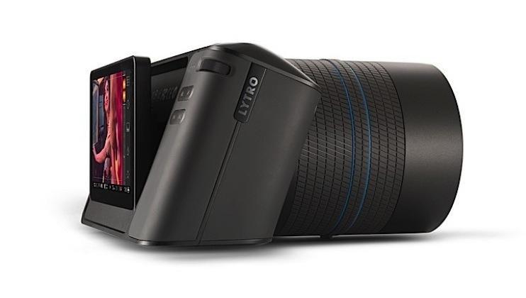 Lytro Illum reboots light-field camera with prosumer appeal