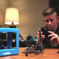 Micro 3D printer blows past $2.2 million on Kickstarter in a few days