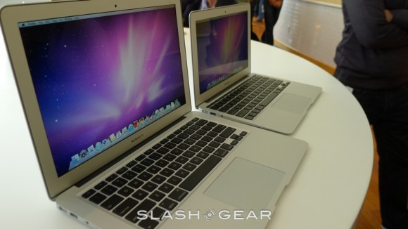 MacBook Air refresh expected in Apple stores tomorrow