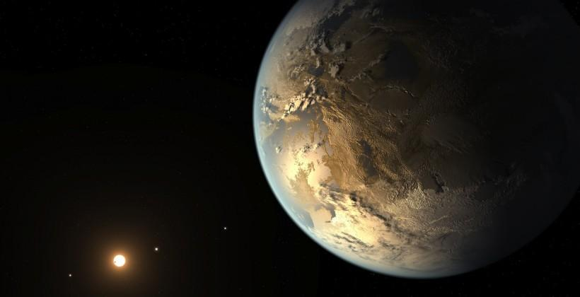 NASA has found the first potentially habitable Earth-cousin