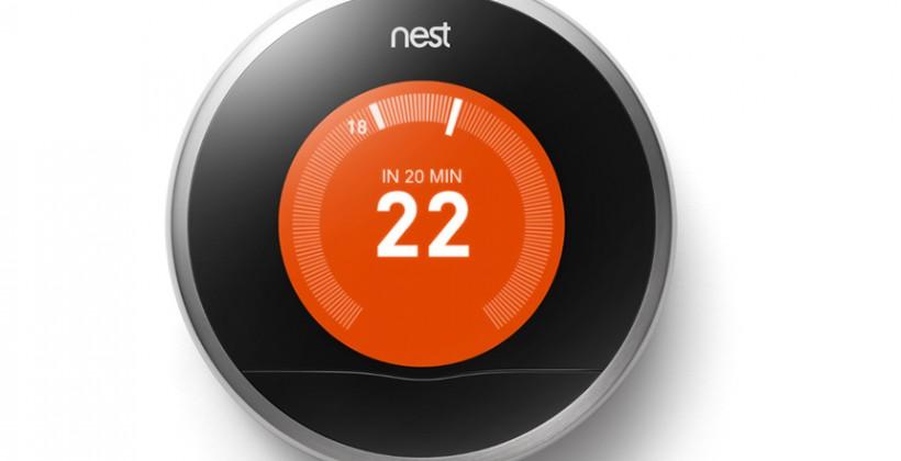 Nest Thermostat now heating things up in the UK - SlashGear