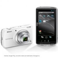 Nikon COOLPIX S810c combines Android and WiFi for easier sharing