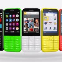 Nokia 225 and the dual SIM variant have miniscule 2.8-inch screens