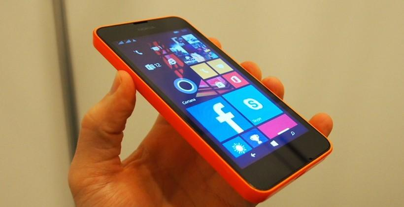 Nokia Lumia 630 dual-SIM hands-on [Update: 635 too!]