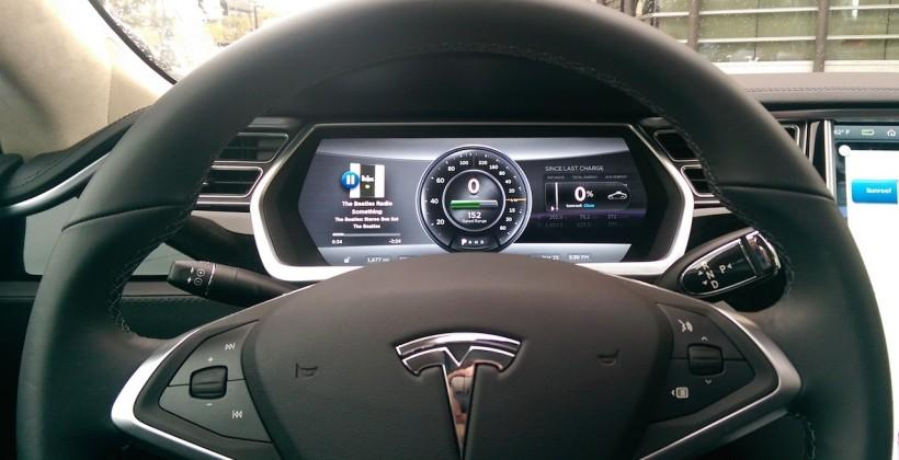 Expect an irate call if you try to hack your Tesla Model S