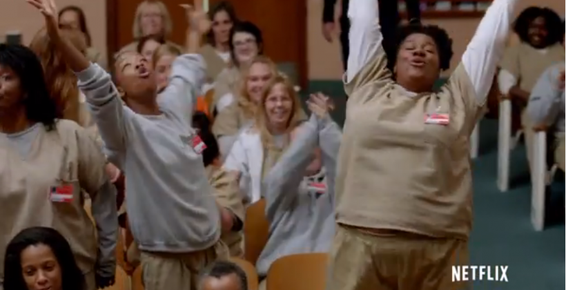Netflix outs Orange is the New Black season two trailer