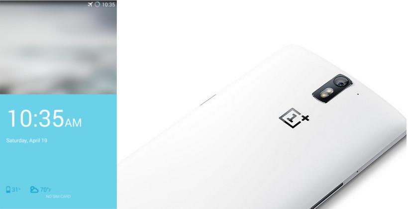 OnePlus One rumored to be like OPPO Find 5, custom CyanogenMod 11S teased