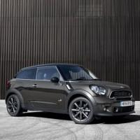 New Mini Paceman gets up to 218hp turbo 4-cylinder