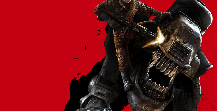 Wolfenstein gameplay for 30 minutes: Bethesda Twitches big