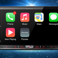 Pioneer Apple CarPlay integration begins this summer