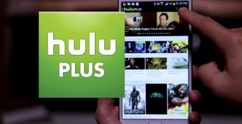 Hulu Plus remote control app hits Xbox One, PS3, PS4 - SlashGear
