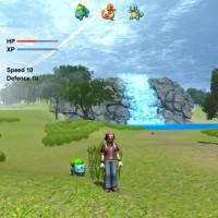 Pokemon NXT: 3D, 3rd-person, fan-made pseudo-MMO