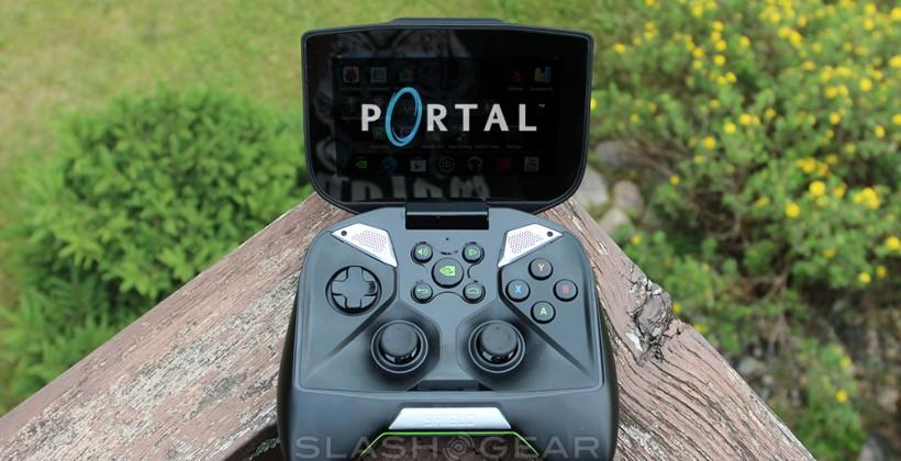 Portal for Android gameplay demoed on NVIDIA SHIELD