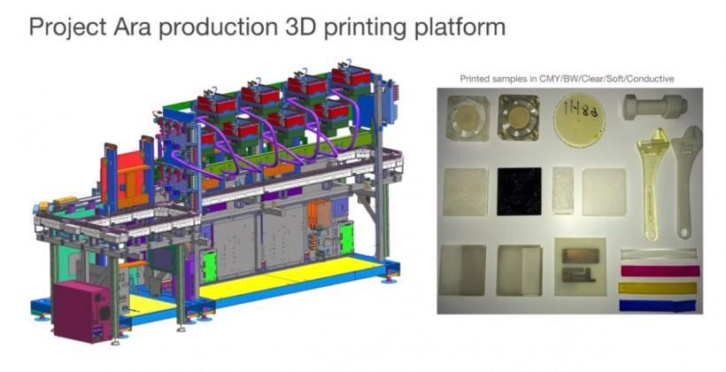 Google Ara event spills 3D printing details
