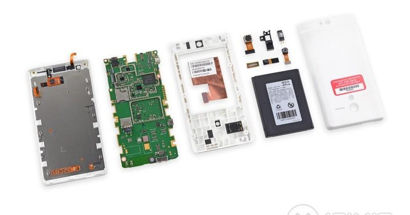 Google Project Tango teardown exposes 3D camera secrets