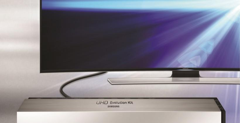 Samsung 2014 Evolution Kit brings UHD UMAX channels to older TV sets