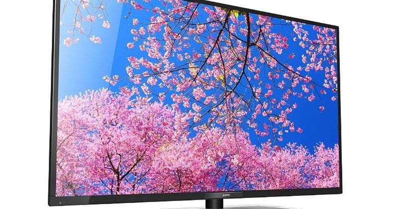 Sanyo unveils 2014 HDTV line including 65-inch 120Hz unit