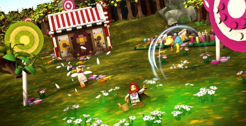 Would you give up WoW for LEGO Minifigures Online?