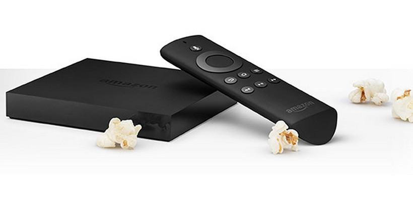 Amazon Fire TV detailed: set-top box of simplicity