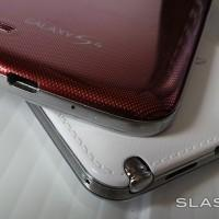 Galaxy Note 4 specifications line up in test phone images