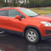 2015 Chevrolet Trax small-SUV arrives with small-car agility