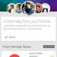 Google Play Store People: seeing friends buy things - SlashGear