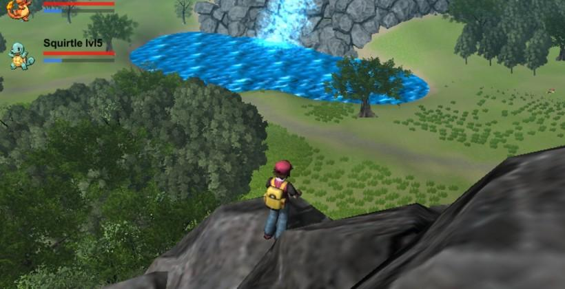 Pokemon NXT gameplay hands-on: 3D MMO in the making