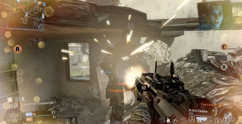 Titanfall Xbox 360 game play turns up online ahead of official launch