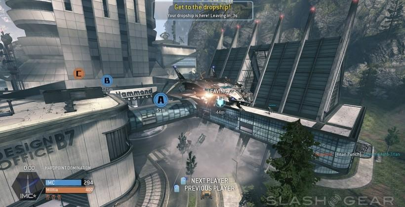 First Titanfall DLC drops in May