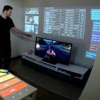 Microsoft SurroundWeb reworks IllumiRoom for immersive web