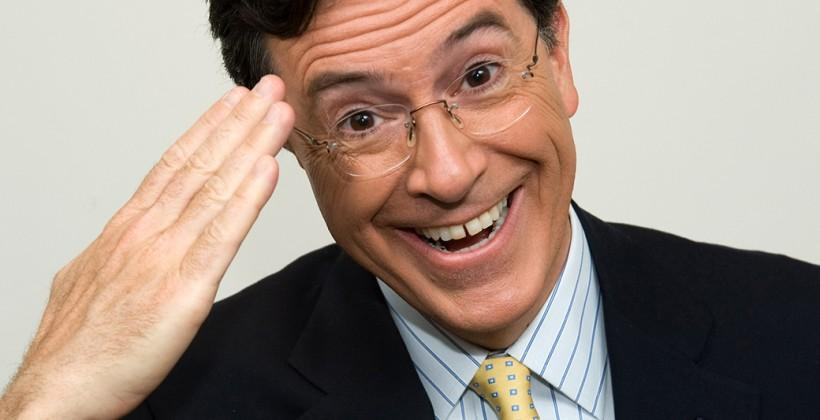 Stephen Colbert to replace Letterman on The Late Show