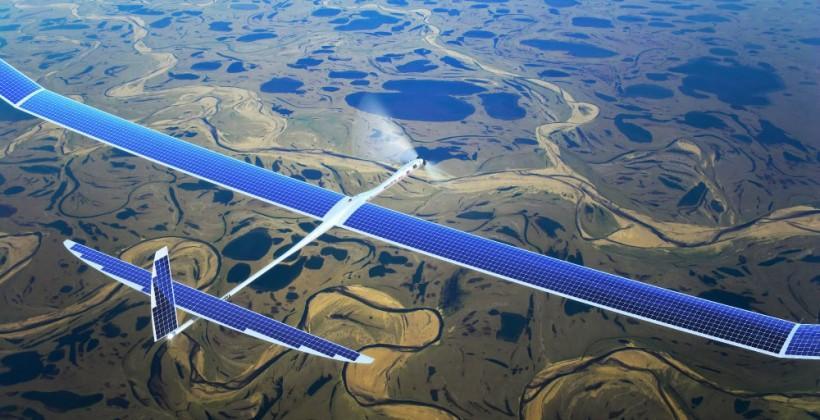 Google buys Titan Aerospace solar drone startup