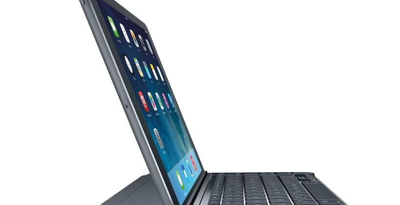 Logitech Ultrathin keyboard case for iPad gets thinner and lighter
