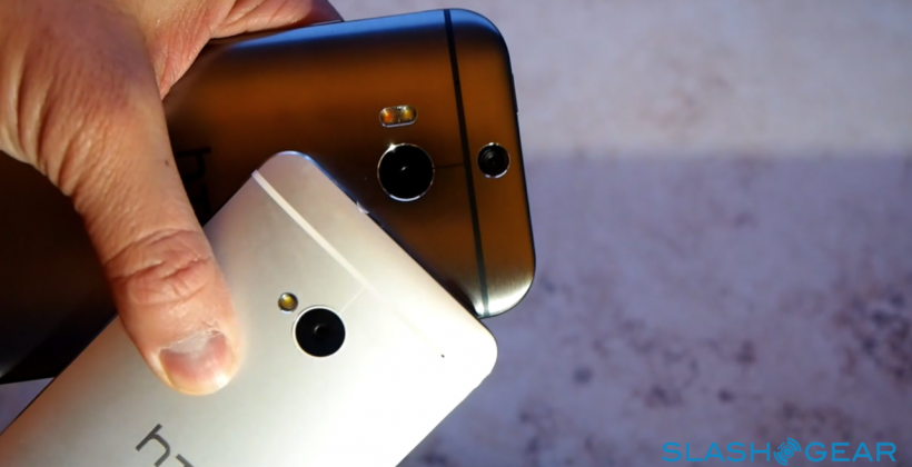 Why buy HTC One M8 when M7 updates to similar software?