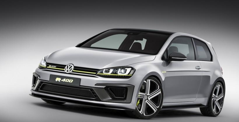 VW Golf R 400 packs 395HP and is headed to showrooms