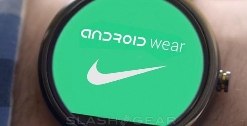Nest nabbing Nike Fuelband engineers: Android Wear a must