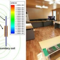 KAIST Wireless Power: Charge 40 phones at one go