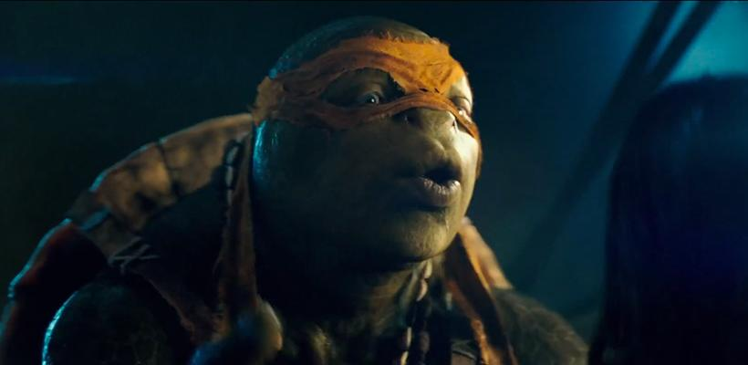 TMNT co-creator Peter Laird frowns upon new design
