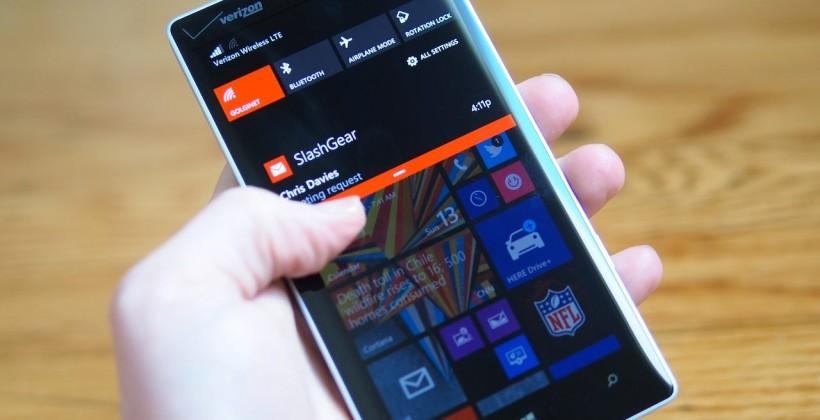 Windows Phone 8.1 Review (Developer Preview)