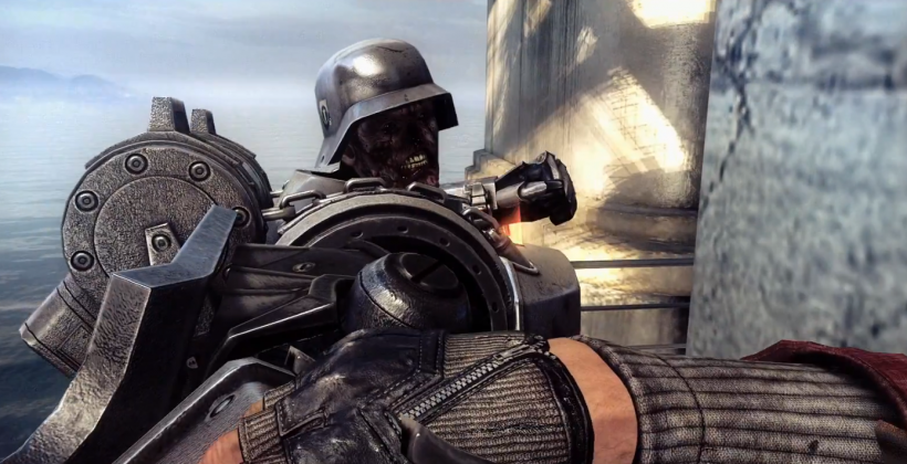 Wolfenstein gameplay trailer: Nowhere to Run and lots of guns